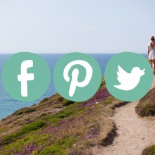 blog, cornwall blog, towan valley, things to do in cornwall, facebook, twitter, pinterest