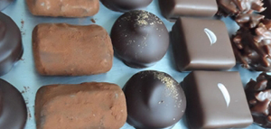 Nicky Grant Chocolates Cornwall, christmas gifts, cornwall