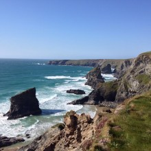 Bedruthan Steps, Cornwall, things to do cornwall