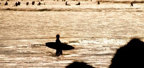 Surfing, Towan Valley