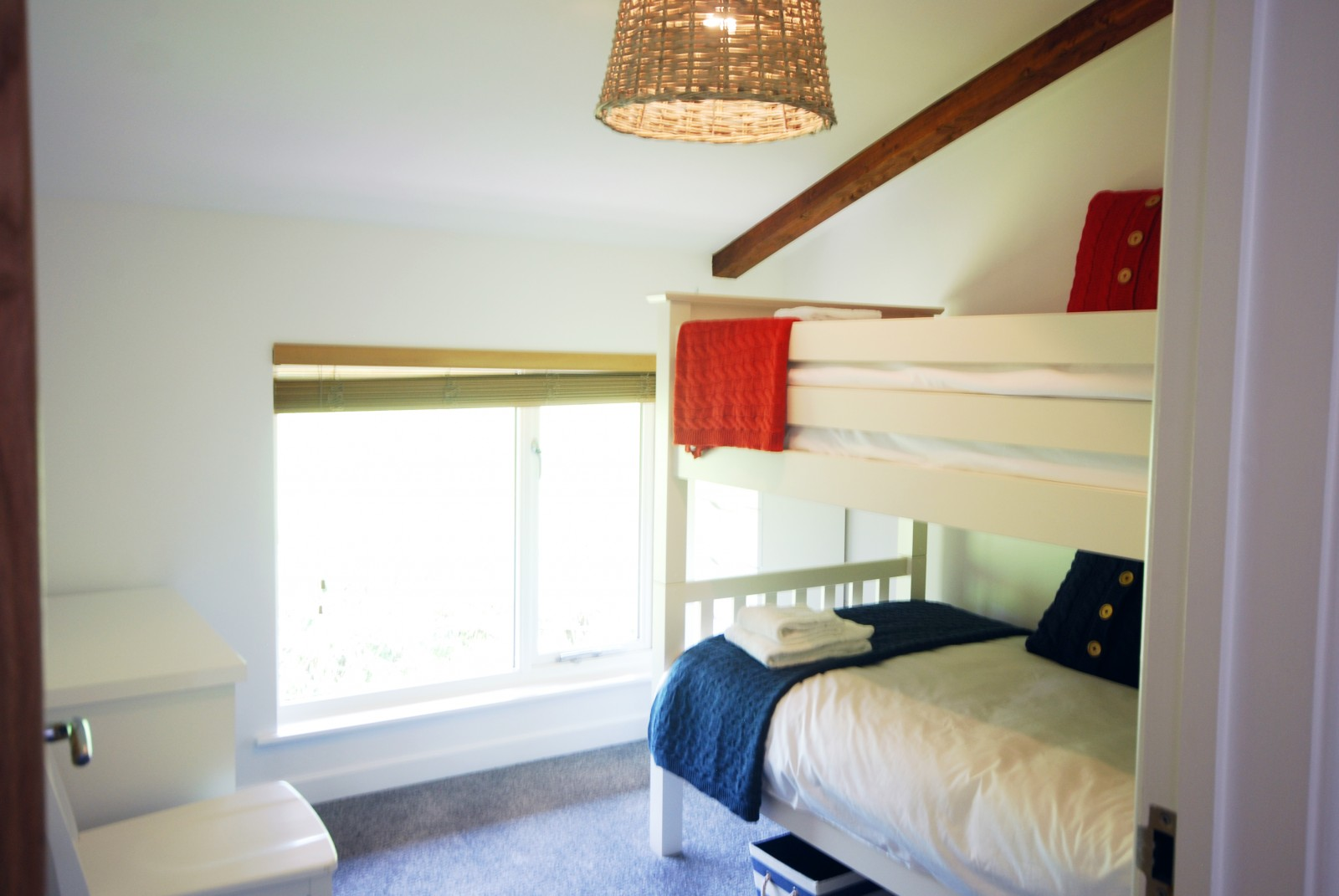Anemone Holiday Cottage by the beach - Bedroom 4