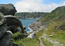 The Rosamund Pilcher Trail in Cornwall. A firm favourite with German tourists.