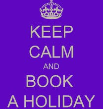 book a holiday sign for the holiday in Cornwall blog