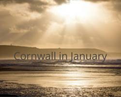 Cornish times - a beach in Cornwall
