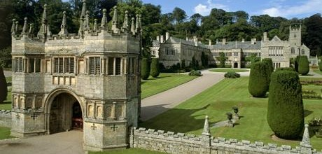 Lanhydrock House, a great place to holiday in Cornwall
